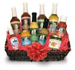 Thomas Gourmet Foods10-Item Gift Basket