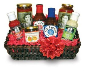 Thomas Gourmet Foods7-Item Gift Basket