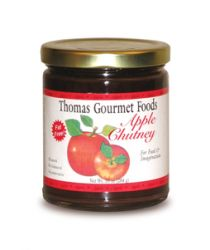 Thomas Apple Chutney