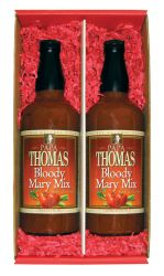 Papa Thomas Bloody Mary Mix2-Item Gift Box Set