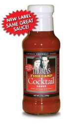 Thomas Fish Camp Cocktail Sauce12 oz.
