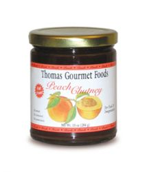 Thomas Peach Chutney
